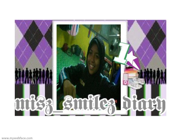 Misz Smilez Diary