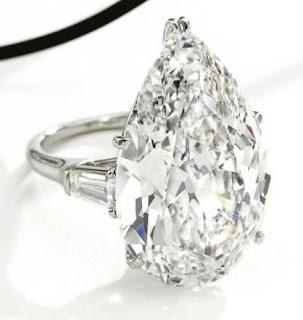 Daimonds Diamond Ring Harry Winston