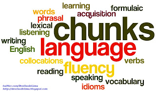 Saiba mais sobre os Chunks of Language