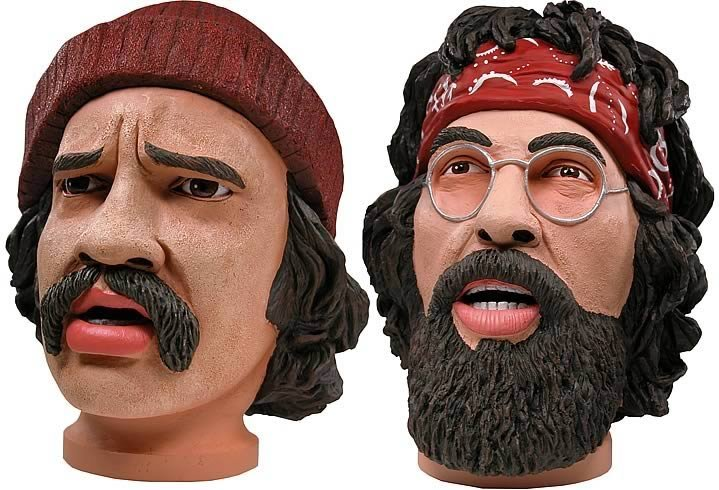 Cheech and Chong,