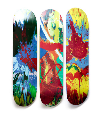Skateboard Graphics Airbrush