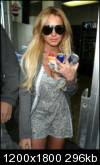 Lindsay Lohan Candid Picture