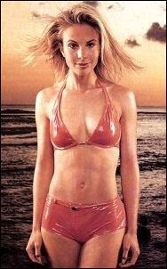Elisabeth Hasselbeck in Bikini