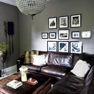 Site Blogspot  Leather Furniture on This Is Not Quite My Style  Though It Helps Visualize The Dark Sofas