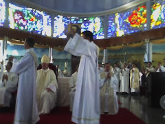 Ordenação em diácono Irmão Carlos Afonso