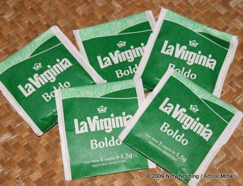 Boldo tea