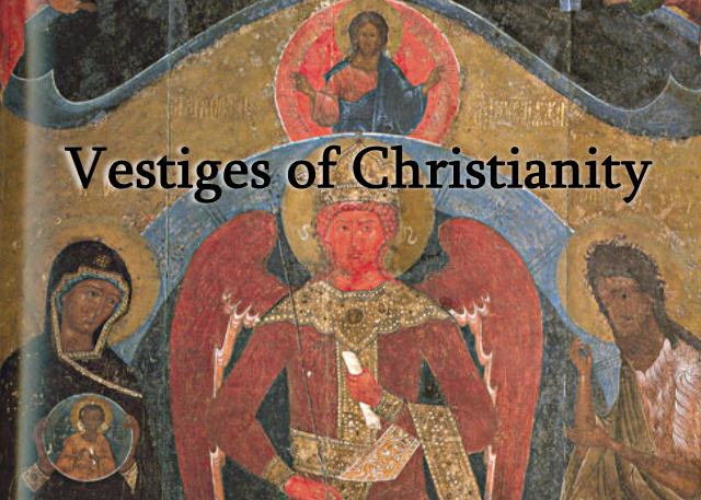 Vestiges of Christianity: Early Christianity and the Multiplicity of Theology