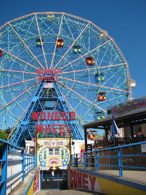 Wonder-Wheel-Coney Island