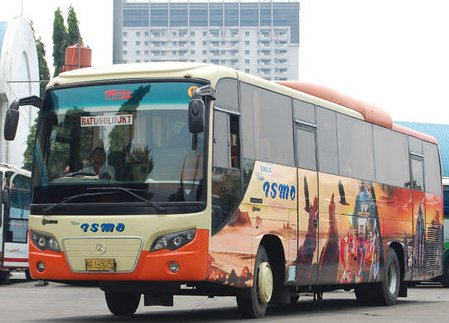 BUS MALAM NEW ISMO