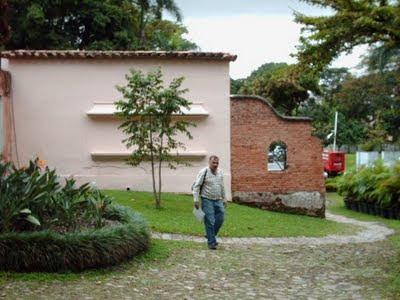 Arqueologia paleontologia venezuela hacienda la estancia for Hacienda los azulejos