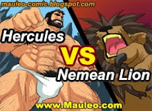 Hercules VS Nemean Lion