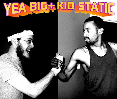 Yea Big + Kid Static