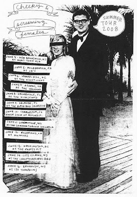 Screaming Females Tour Poster