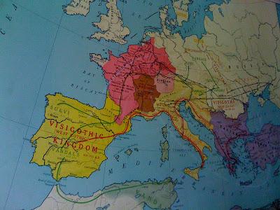 visigoth invasions