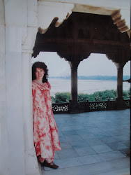 Roxanne in India