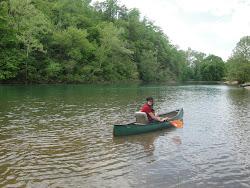 Jack's Fork River, Missouri