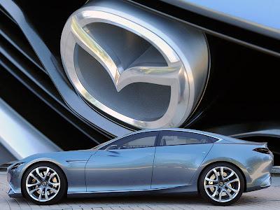 Concept Cars 2000: 2010 Shinari Concept Car Mazda Sport Cars Coupe