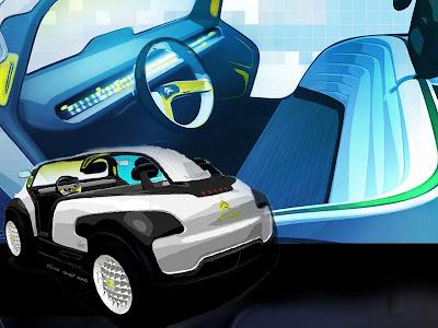 Concept Cars 2000 2010 New Citroen Lacoste Concept Cars