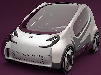 2010 Kia Pop Concept. Kia Motors will continue its