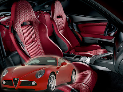 Alfa Romeo 39s awesome Alfa 8C Competizione supercar has scooped the award for