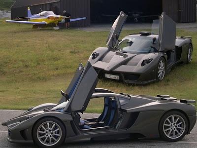 2011 Simbol Design Sports Cars Lavazza GTX-R The New Super Sports Cars