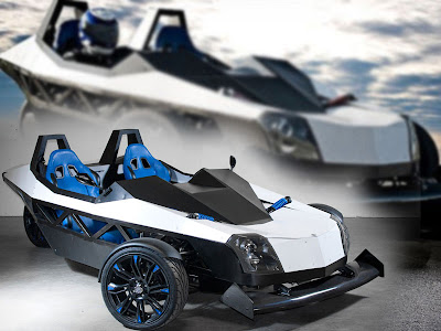 The Epic Sports Cars EV Torq Electric Vehicles Has Got An Open Design With  Chassis That Is Barely Covered Along The Top. Whatu0027s More, Thereu0027s An Open  ...