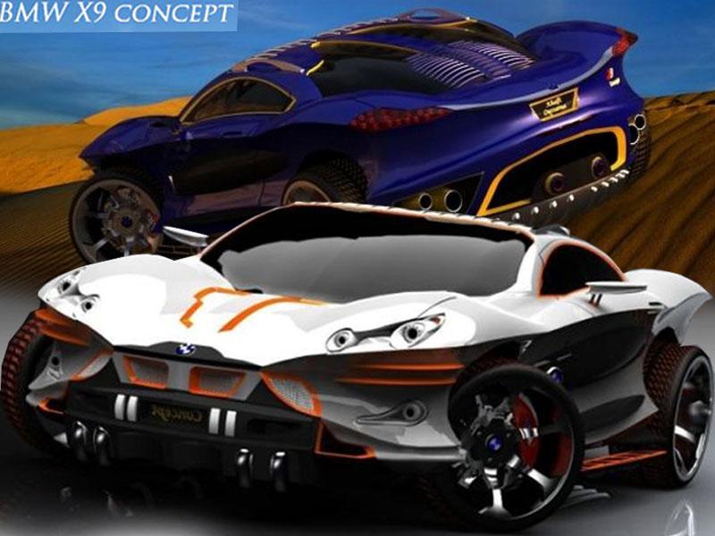 Superior BMW Sport Cars X9 By Khalfi Oussama