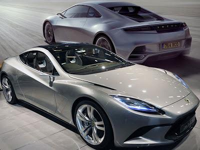 2010 Lotus Sport Cars Elan Concept Popular Automotive