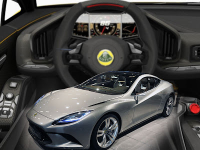 2010 Lotus Action Cars Elan Concept Popular Automotive
