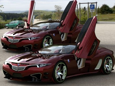 Sport Cars on Bmw Sport Cars Bmw Flash Concept By Khalfi Oussama   Sport Cars And