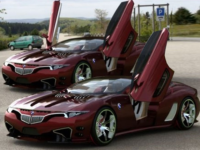 New Car Concept Modification Cars BMW SPORTS CARS - Sports cars bmw