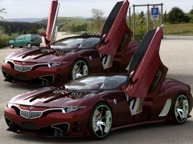2011 BMW SPORTS CARS