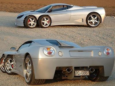2012 Covini Sports Cars C6W