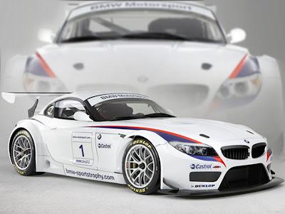 2010 BMW Sports Cars Z4 GT3