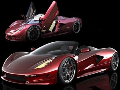 2011 Dagger GT Super Sport Cars TranStar Racing. U201d