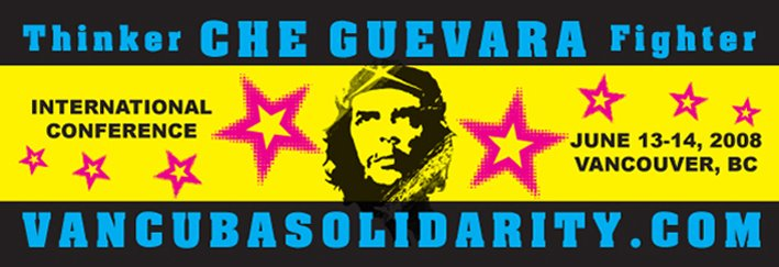 Che Guevara Conference 2008