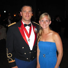 Major David and Lindsay Little