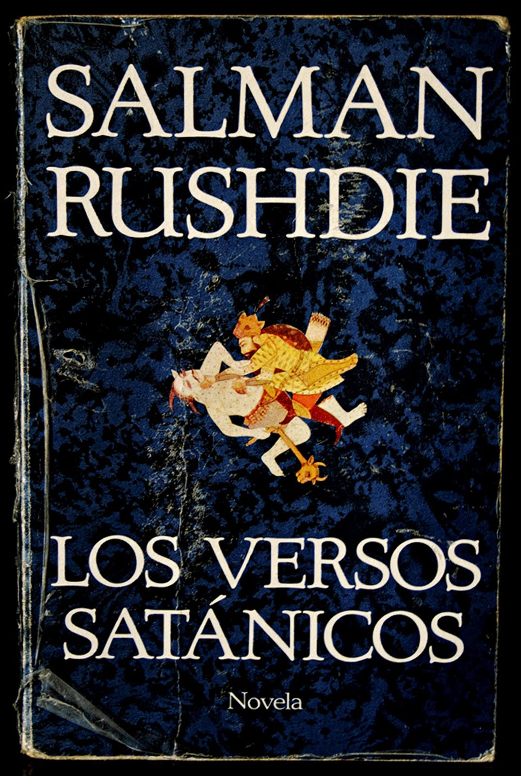 Los Versos Satnicos por Salman Rushdie