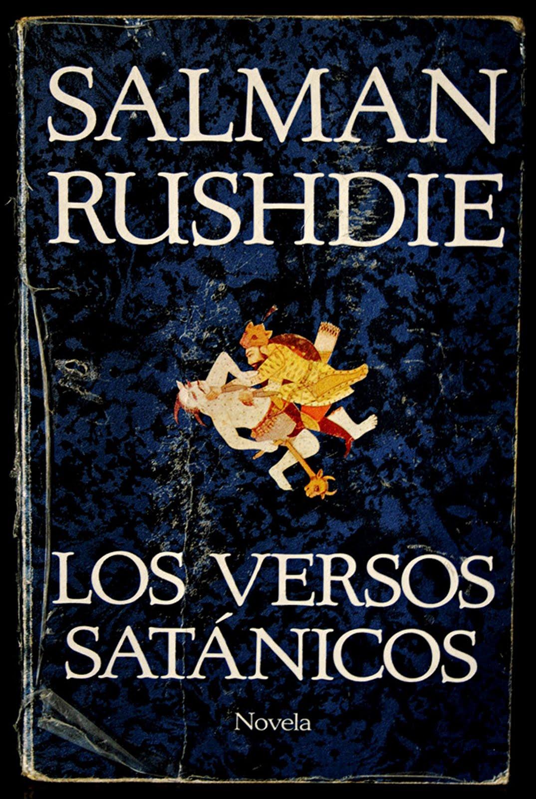 Los Versos Satánicos por Salman Rushdie