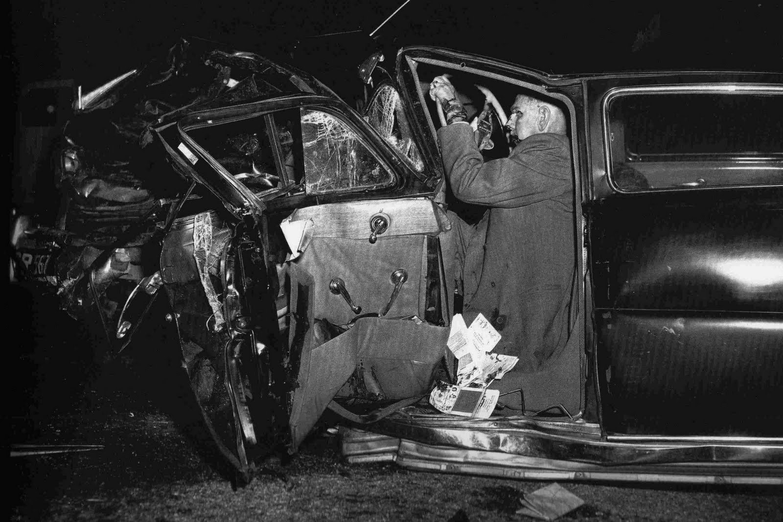 jayne mansfields car crash death inspired truckies - HD 1600×1067