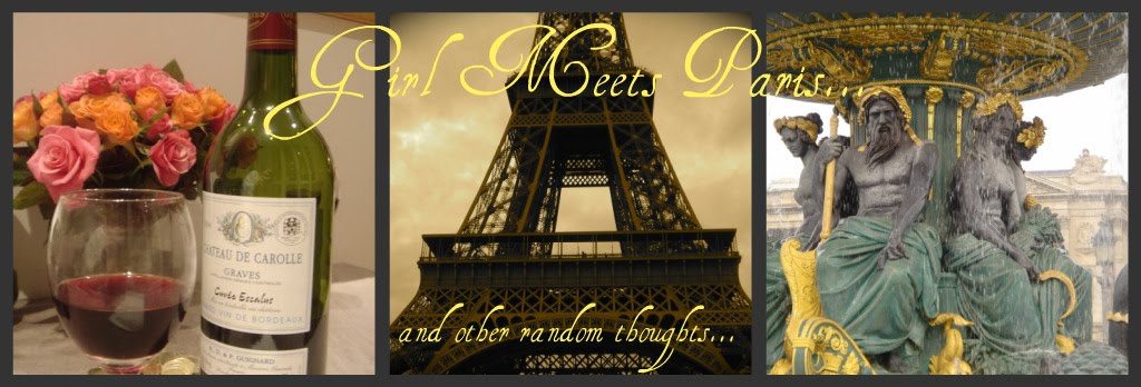 Girl Meets Paris...