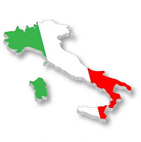 [Italy+Flag+Map]