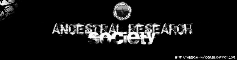 ANCESTRAL RESEARCH SOCIETY