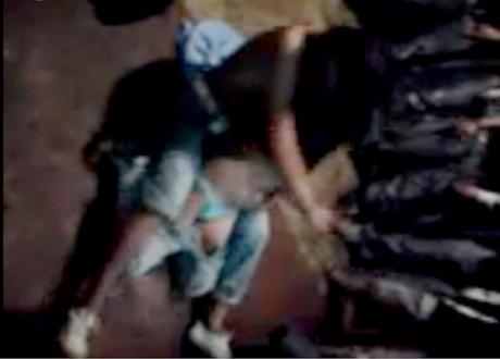 Víctima: representación de una agresión común a una menor en edad
