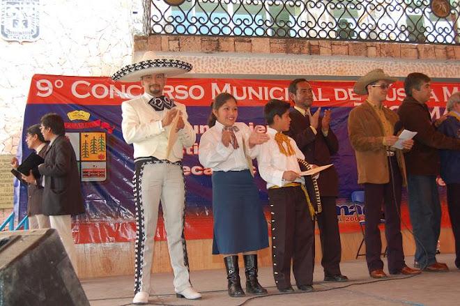 IX Concurso de musica Mexicana Tecamac