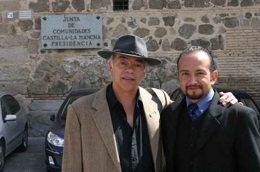 El director de prodocumentales de Albacete España