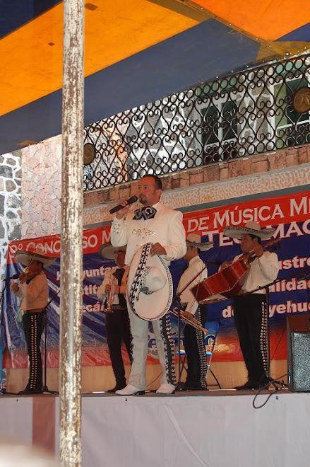 IX concurso de Música Mexicana Tecamac