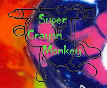 Super Crayon Monkey