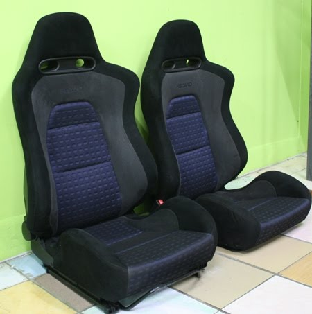 dingz garage seat recaro evo 8. Black Bedroom Furniture Sets. Home Design Ideas