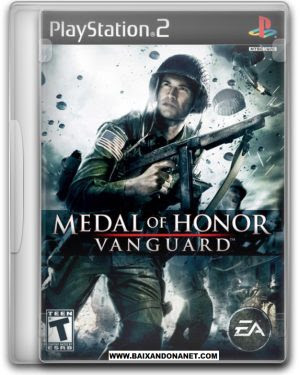 Download Medal of Honor: Vanguard Ps2